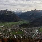 Interlaken mit den 3 Oberländern